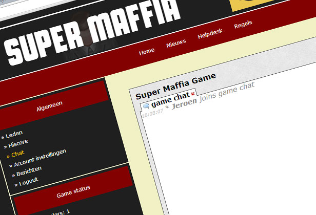 Super Maffia Game